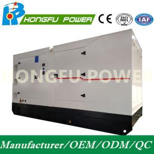직류 전기를 통한 닫집을%s 가진 75kw 95kVA Cummins 디젤 엔진 발전기 또는 발전기 세트