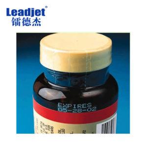 V98 de Ononderbroken Printer van de Code van de Datum van de Fles van het Systeem van de Levering van de Inkt Plastic