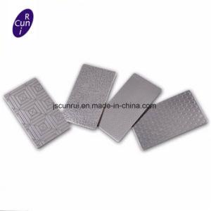 201 304 Acabado en relieve el patrón de la ropa de cama Precio de la hoja de acero inoxidable