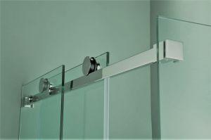 Hr-P031-D для тяжелого режима работы прямой боковой сдвижной двери душ