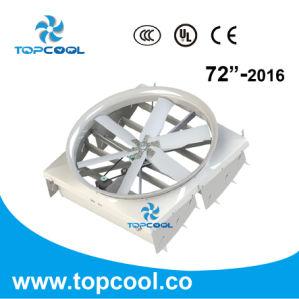 Macchinario agricolo del ventilatore della latteria del ventilatore del ciclone Vhv72-2016 di potere eccellente