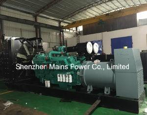 1400kVA Cummins DieselreserveCummins Stromerzeugung des generator-Mc1400d5 1400kVA