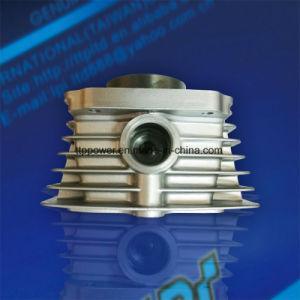 Cilindro del motociclo del motore del motociclo (pistone, fasce elastiche) per Honda Cg125/150/200