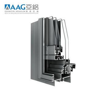 La Línea Principal/Perfil de aluminio extrusionado de aluminio para puertas y ventanas