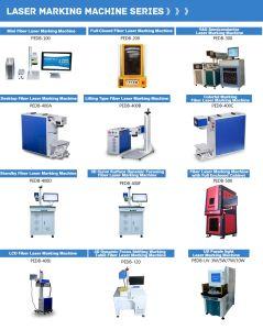 Macchina per incidere della macchina/laser della marcatura del laser della fibra da 50 watt