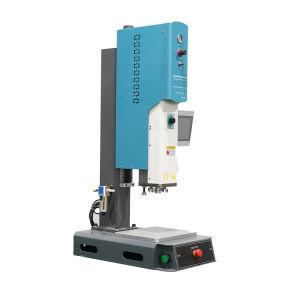 Transferência rápida de soldadura por ultra-som ultra-sónico de trabalho da máquina de soldar por pontos