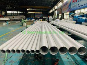 La norme ASTM A312 ASTM A213 seamless tubes en acier inoxydable