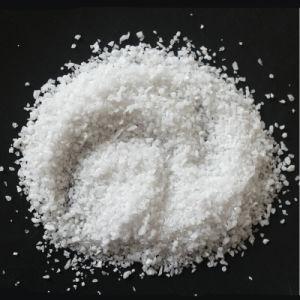 L'alumine de sable blanc fondu 1-3mm pour le sautage et de polissage