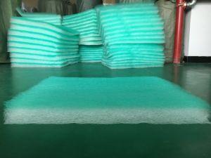 Lack-Beständige Glasfaser, Lack-Fußboden-Filter, Glasfaser-Spray-System-engagierte Filter-Baumwolle