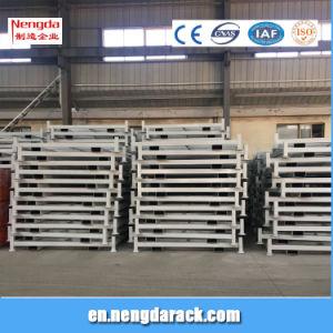Rack empilhável de serviço pesado de rack de empilhamento de armazém