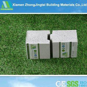 Matériau léger maison préfabriqués panneau sandwich EPS pour le distributeur/entreprise de construction