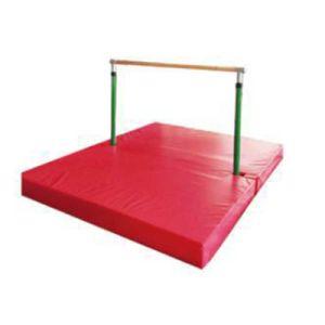 De meeste Populaire Staaf van de Kinderen van de Apparatuur van Jonge geitjes Gymnastiek- met Mat