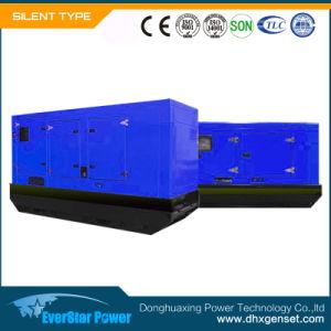 Elektrische Digitale Diesel Genset die de Apparatuur van de Generatie van de Macht van de Reeks van de Generator produceren
