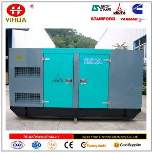 De Generator van de Motor van Deutz van Weichai met het Auto Geluiddichte Type van Begin