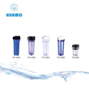 10  /20  di custodia di filtro di plastica dell'acqua della famiglia standard