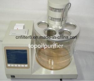 Erdöl-Öl-kinematische Viskosität-Prüfvorrichtung (VST-2000)