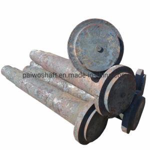 Forjamento a quente de aço forjado forjar grande rolo forjados forjar Precision Anel forja forjar liga de aço forjado