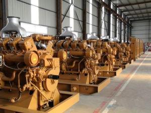De grote Diesel van Jdec van de Macht Reeks van de Generator