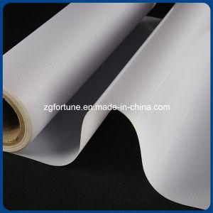 510g, 300*500d/18*12 Banner Flex retroiluminado para tinta Solvente ecológico