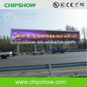 Chipshow P20 Full LED de couleur d'affichage de panneaux publicitaires