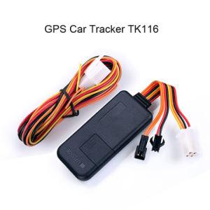 艦隊のモニタリング(TK116)のためのSosボタンを持つ手段GPSの追跡者