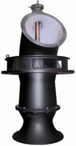 Axial centrífugo (mixto) -Bomba de caudal