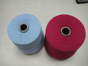 Laine / acrylique de 10 % 90 % pour le chandail de fils à tricoter