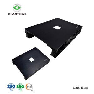 Perfil de aluminio para el alquiler de alojamiento con amplificador de mecanizado y anodizado