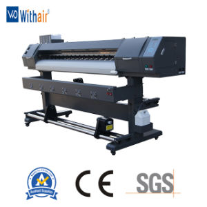 低価格のデジタルビニールのステッカーの旗の印刷の昇華機械