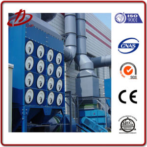 Collecteur de poussière de la cartouche de faible encombrement pour la machine de découpe CNC