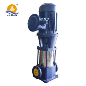 Pompa a più stadi verticale dell'acciaio inossidabile con buon After-Sales