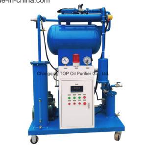 Macchina del purificatore del filtro dell'olio del trasformatore di potere (ZY)