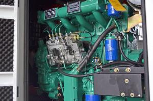 60Hz無声40kwリカルド中国のエンジンを搭載する50 KVAのディーゼル発電機