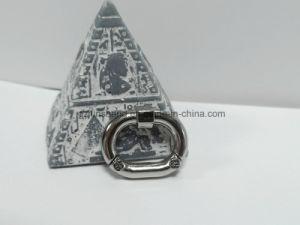 Form-Befestigungsteil-Handtaschen-Gepäck-Zubehör-Metaloval-Ringe
