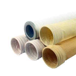Beutelfilter der PPS-Mischungs-PTFE für Staub-Sammler-Filz