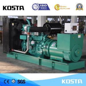generatore diesel 700kVA alimentato da Yuchai