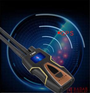T8000無線位置の探知器のバグの反スパイのカメラGSMの可聴周波ファインダーRFのシグナルの探知器