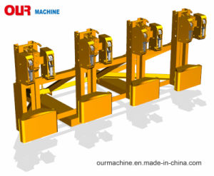 中国の製造業者容量2000kg FrokliftのトラックはグラバーDg2000eをドラムをたたく