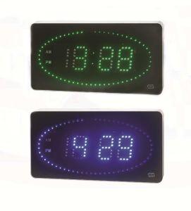La movilidad de rodadura de la segunda pantalla LED de alarma controlado por reloj de pared