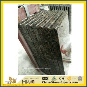 Het Baltische Bruine Graniet van het Bouwmateriaal voor Countertops van de Keuken