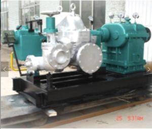 Pressão de retorno da turbina a vapor industriais