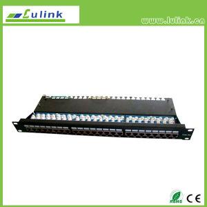 Хорошее качество настенное крепление кабеля UTP CAT5e коммутационной панели