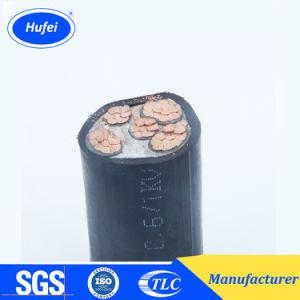 Conducteur en cuivre du fil en acier isolé Armored Câble d'alimentation souterraine