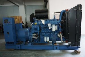 de ReserveReeks van de Generator 200kw 250kVA Yuchai met Kepu de Internationale Norm van de Alternator ISO