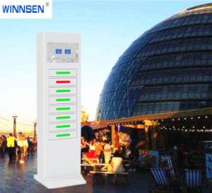 新しいデザイン遠隔広告を用いる公共の販売の携帯電話の充電器