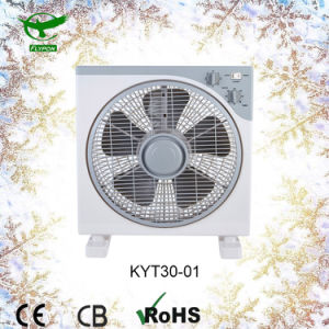 De  elektrische Ventilator van de Lijst van de Ventilator van het Vakje hoge snelheid Mini Model 10