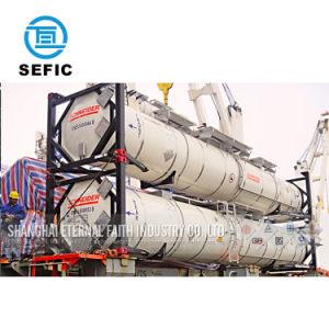 Contenitore di fornitura del serbatoio di alta qualità GPL della Cina (SEFIC-T75)