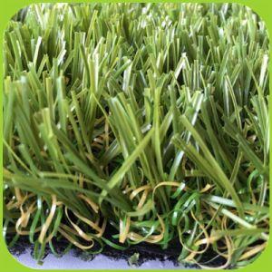 25mm künstliche Rasen-Garten-Landschaftskünstliches Gras