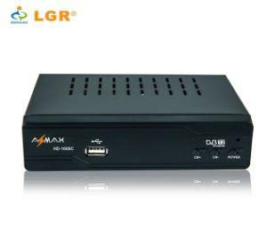 HD pieno astuto DVB-T2 STB, casella della Impostare-Parte superiore DVBT2, ricevente terrestre di Digitahi