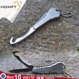 小型ツールのナイフが付いている屋外のマルチツールEDCの主ナイフ